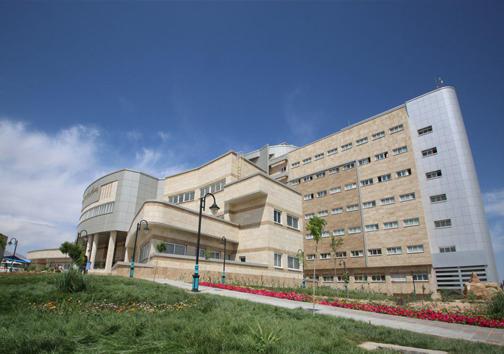 وجود بیمارستان 320 تخت خوابی امام حسن (ع) بجنورد / امکانات تخصصی و فوق تخصصی