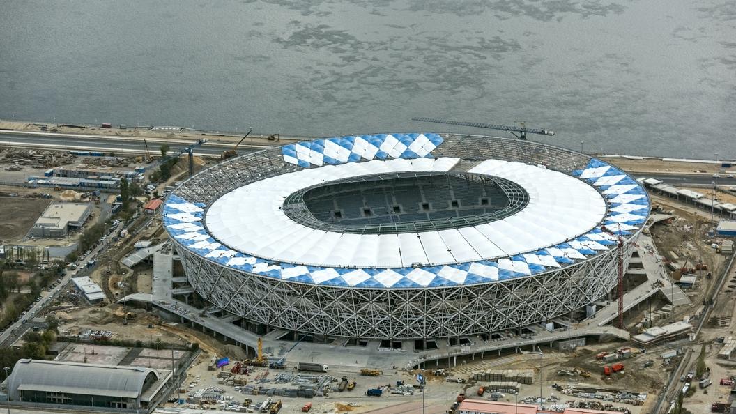 درخواست غرامت وزارت ورزش روسیه از سازندههای ۲ استادیوم جام جهانی ۲۰۱۸