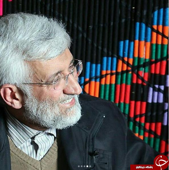 دیدار جلیلی با مردم و مسئولان مناطق زلزلهزده کرمانشاه