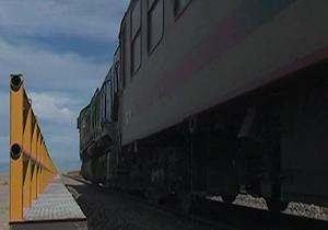 راه آهن زاهدان در مسیر توسعه + فیلم