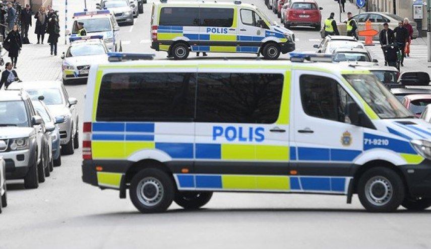 منفجر شدن در محله روزنگارد در شهر مالمو در جنوب سوئد