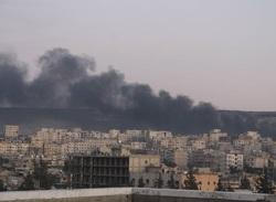 جنگ تمام عیار شبه نظامیان کرد و نیروهای اردوغان در شمال سوریه+نقشه میدانی و عکس