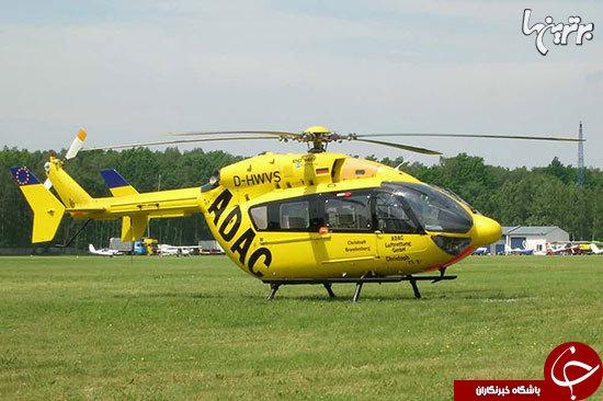 هلیکوپترهای گرانقیمت جهان را بشناسید +تصاویر