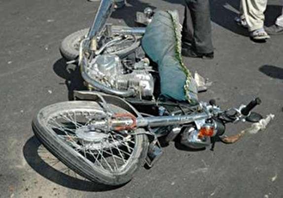 باشگاه خبرنگاران - موتور باز هم دو جوان را به کام مرگ کشید