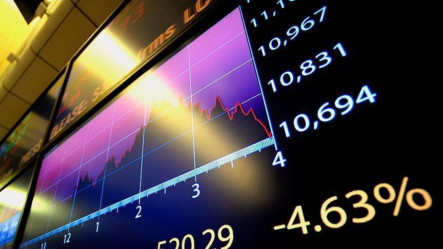 سقوط شاخص سهام در بورس آسیا