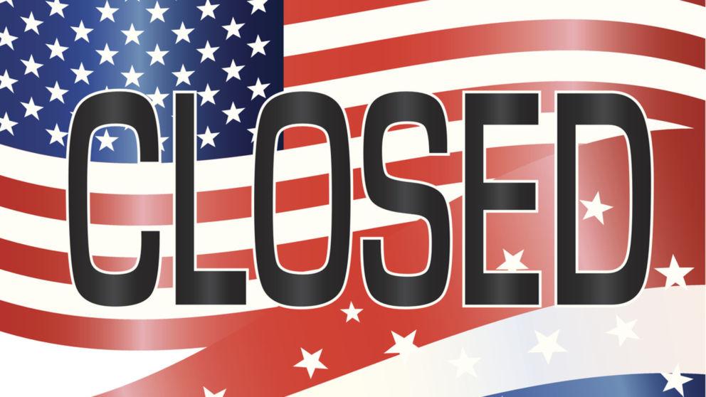 دولت آمریکا باز هم تعطیل شد!