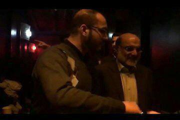 رئیس سازمان صدا و سیما «به وقت شام» حاتمی کیا را دید