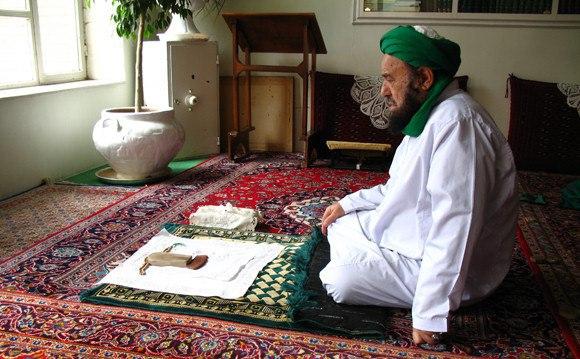 زندگینامه مرحوم آیت الله سید حسین یعقوبی قائنی
