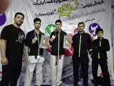 باشگاه خبرنگاران -درخشش تکواندوکاران ایلامی در جشنواره خلیج فارس