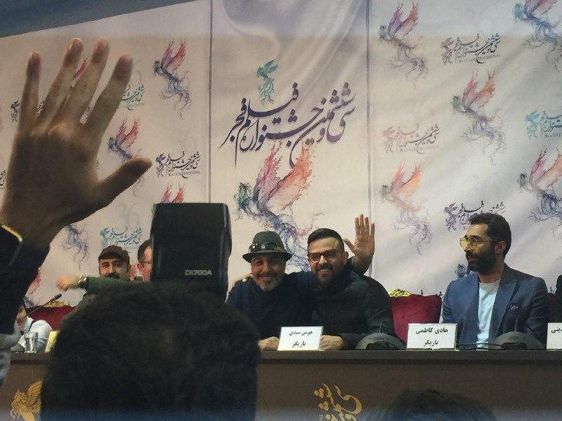 واکنش مهران احمدی به احتمال اصلاحیه فیلمش در اکران عمومی/ افشاگری درباره پشت پرده آرای مردمی جشنواره