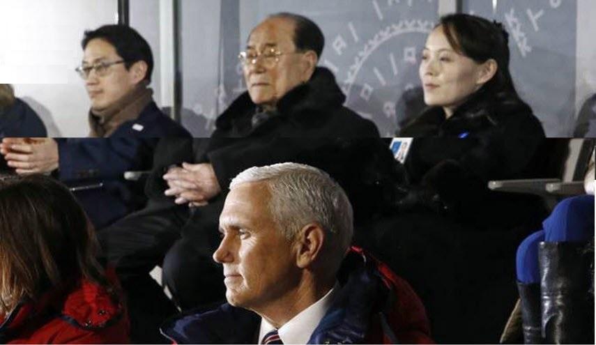 خودداری معاون ترامپ از نشستن بر سر میز شام با نماینده کره شمالی