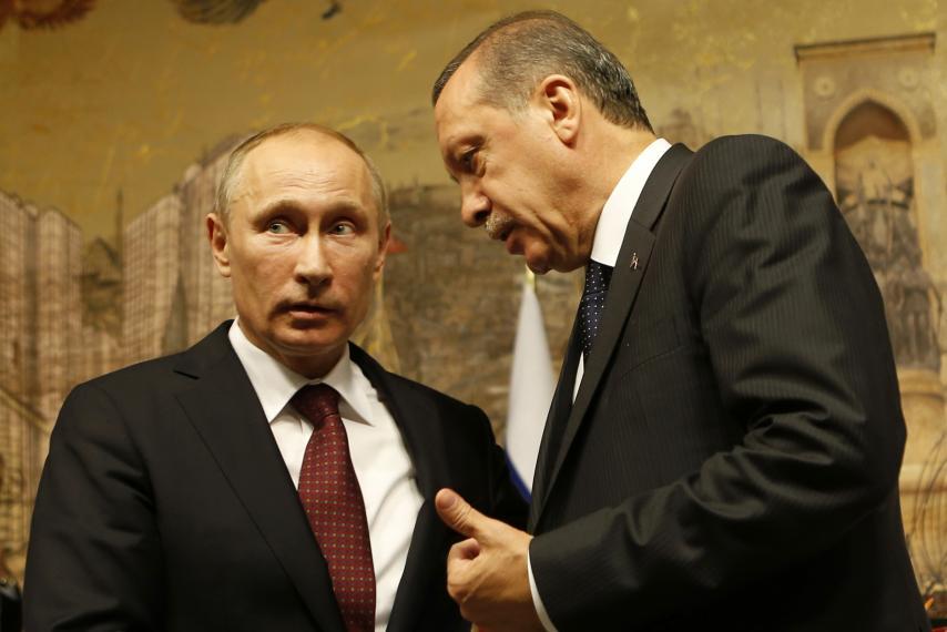 مقام روس: در سوریه با ترکیه هماهنگیم