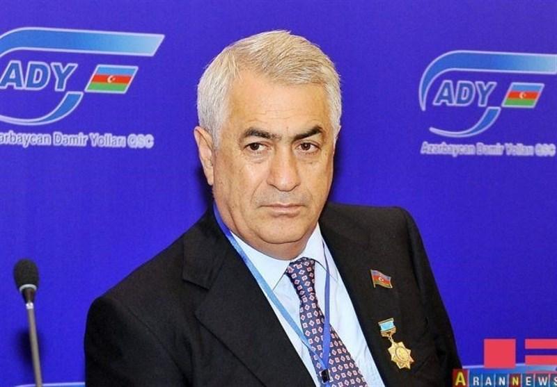 آمادگی جمهوری آذربایجان برای راه اندازی قطار در مسیر ایران و روسیه