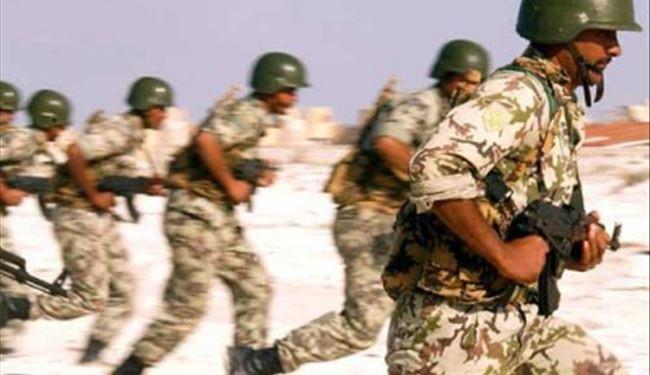 الجزیره عربی: دو نظامی مصری در جریان عملیات سینا کشته شدند