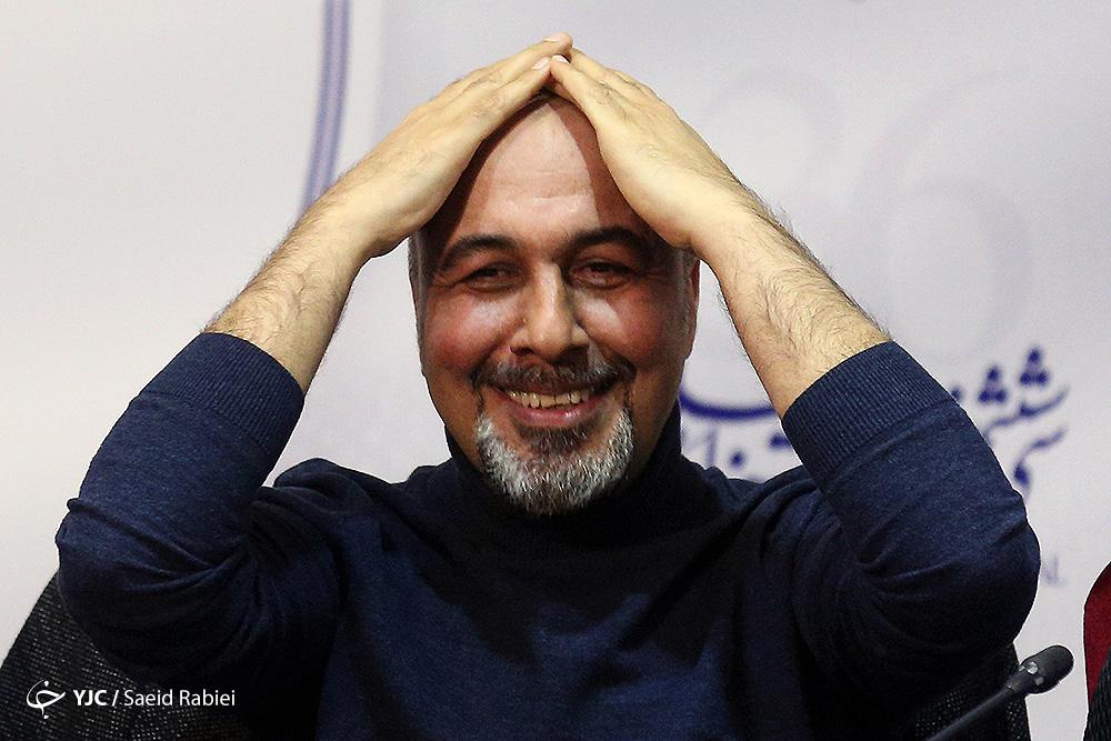 سخنان جنجالی مهران احمدی درباره بیعدالتی در آرای مردمی/ عطاران سوژه داغ عکاسان