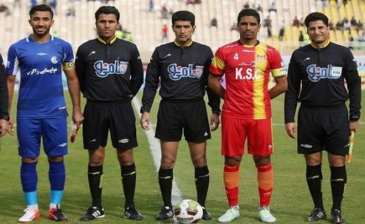 باشگاه خبرنگاران -محرومیت کاپیتان فولاد خوزستان از بازی با پیکان