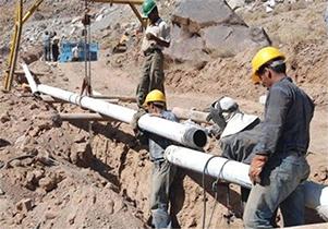 گازرسانی به حدود ۴۵۵ روستا در چهارمحال و بختیاری + فیلم