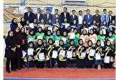 باشگاه خبرنگاران -برگزاری اختتامیه مسابقات هندبال قهرمانی دانشآموزان استان بوشهر