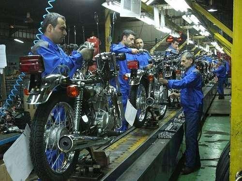 آغاز تولید سیلندر موتور سیکلت توسط تولیدکنندگان داخلی