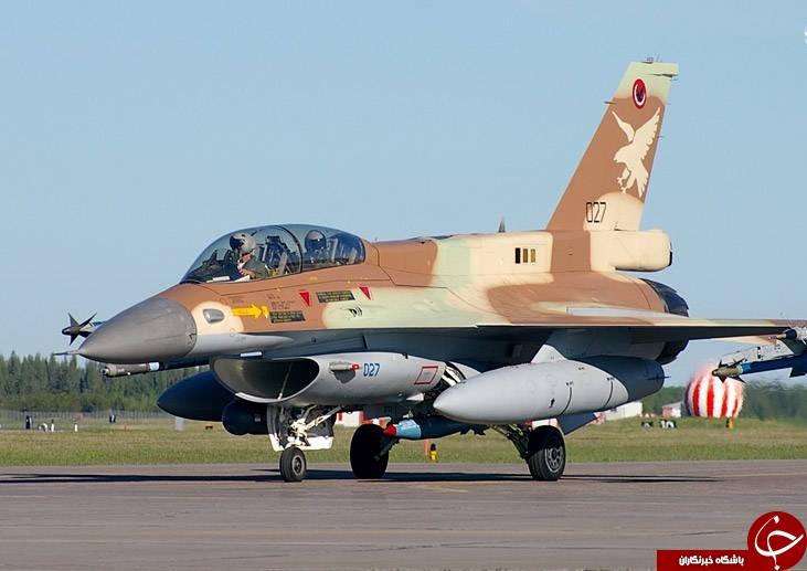 کدام پرنده صهیونیستها در تله پدافندی سوریه گیر کرد؟ /نفرین سفارش اف-16های ایران پس از 40 سال اثر کرد +تصاویر