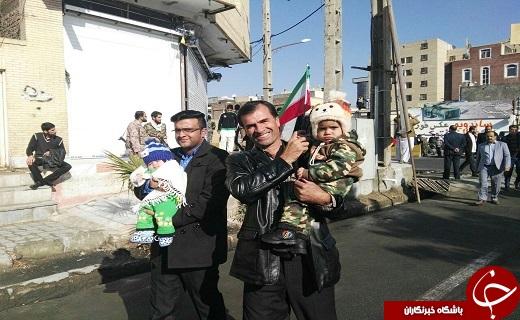 خروش فریاد مرگ بر آمریکا در آسمان سیستان وبلوچستان / نمایشی از وحدت و همبستگی+تصاویر