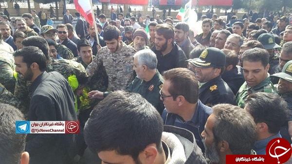 حضور چهرهها و سیاسیون در راهپیمایی باشکوه 22 بهمن
