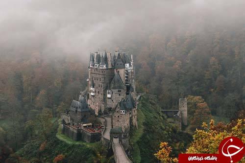 قدم زدن در مشهورترین برج و باروهای تاریخی آلمان +تصاویر