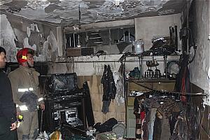 باشگاه خبرنگاران -انفجار ساختمان مسکونی در محله یافت آباد یک مصدوم بر جا گذاشت