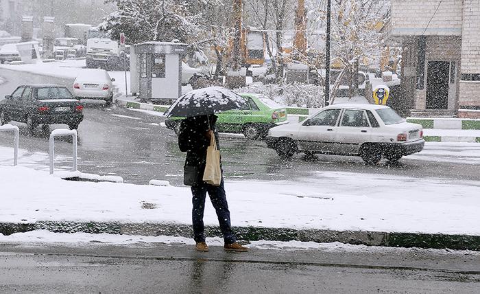 آمادهباش ستاد مدیریت بحران تهران برای بارش برف احتمالی