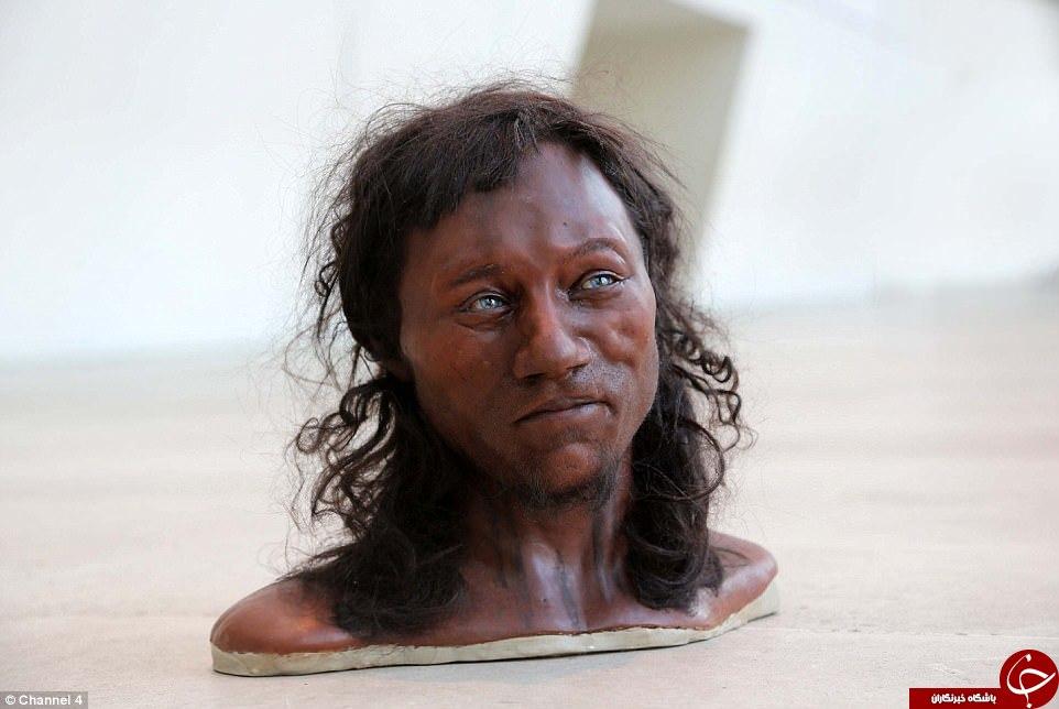 چهره مردها در ۱۰ هزار سال پیش به چه شکل بوده است؟ +تصاویر