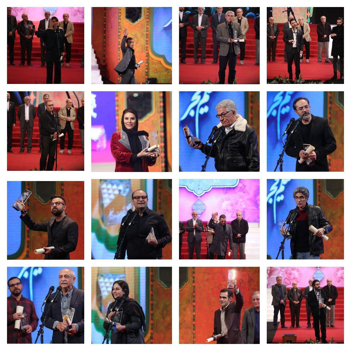 پرونده سی و ششمین جشنواره فیلم فجر بسته شد/ حاتمی کیا: من «فیلمساز وابسته» و فیلمساز این نظام هستم