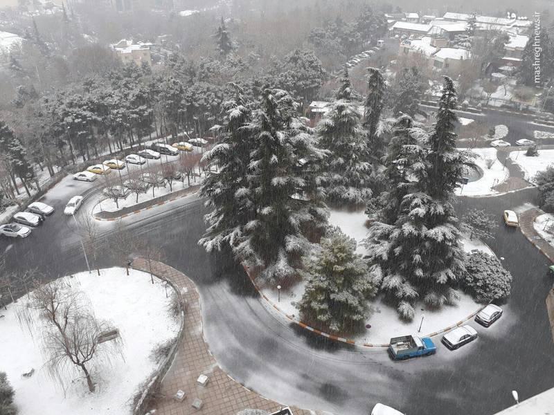 آمادگی کامل تهران برای سامانه بارشی جدید