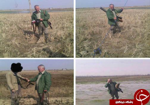کشف لاشه ۷ راس گراز و ۲۰ قطعه پرنده در سه شهر مازندران +تصاویر