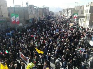 قدر دانی نمایندگان استان مرکزی در مجلس از حماسه حضور مردم