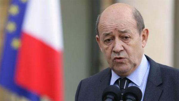 لودریان: فرانسویهای عضو داعش باید در عراق محاکمه شوند