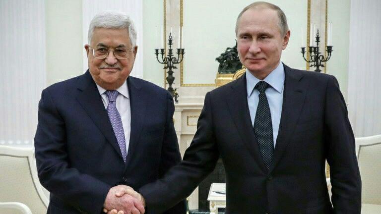 درخواست محمود عباس برای الگو قرار دادن مذاکرات هستهای ایران به منظور حل مناقشه فلسطین
