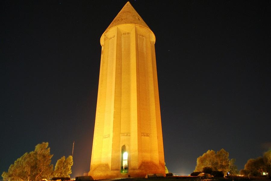 برج آزادی در کجاست؟