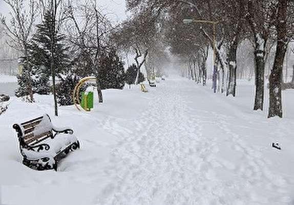 باشگاه خبرنگاران -اعلام آمادهباش ستاد مدیریت بحران برای بارش برف در اردبیل