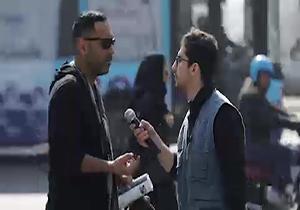 گزارش خبرنگار خارجی از نفرت مردم نسبت به جمهوری اسلامی + فیلم
