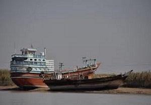 نامناسب بودن وضعیت دریا برای سفری ایمن به سمت بنادر خوزستان