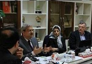 نشست مشترک مدیران یونیسف با معاون بهداشت وزارت بهداشت برگزار شد
