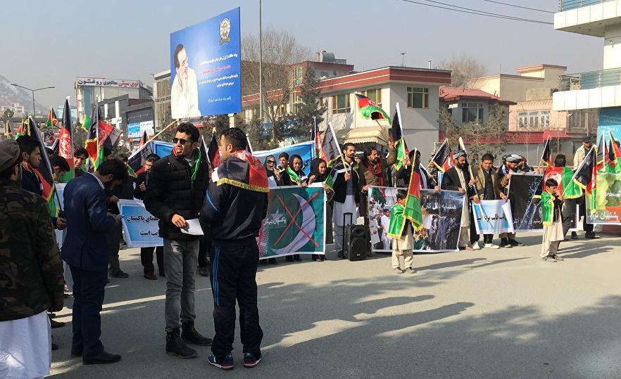 شهروندان «قندهار» و «زابل» خواستار ورود سازمان ملل به مساله خط دیورند شدند