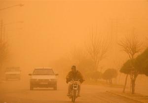 دید افقی کمتر از 200 متر به دلیل گرد و غبار در پلدختر