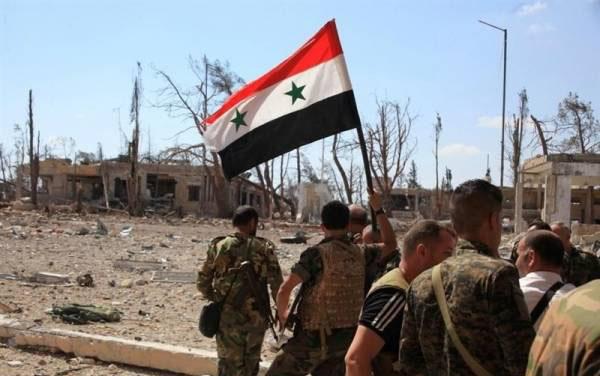 ارتش سوریه آماده آغاز عملیات گسترده در غوطه شرقی دمشق است
