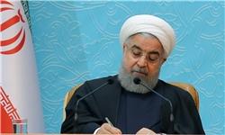 روحانی سانحه سقوط هواپیمای مسافربری را به پوتین تسلیت گفت
