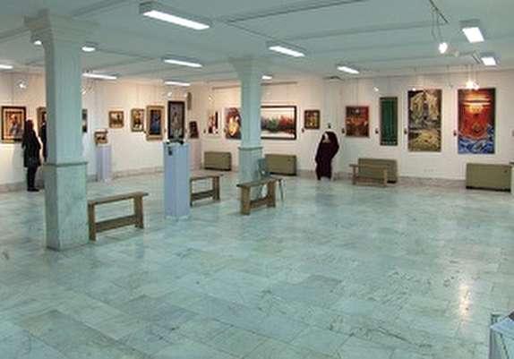 باشگاه خبرنگاران -نمایشگاه همدلان فردای هنر آذربایجان در تبریز گشایش یافت