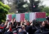 باشگاه خبرنگاران -تشییع پیکر مطهر جانباز شهید حاج احمد تعقلی