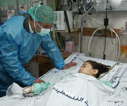 ۵۴ بیمار فلسطینی به علت محاصره نوار غزه جان خود را از دست دادند