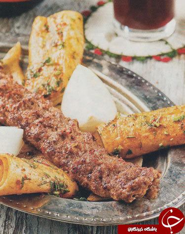 طرز تهیه آدانا کباب ویژه با طعمی خارق العاده خوشمزه