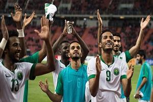 بازی دوستانه عربستانی ها با غول های فوتبال جهان
